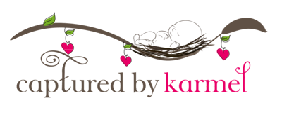 Captured By Karmel logo