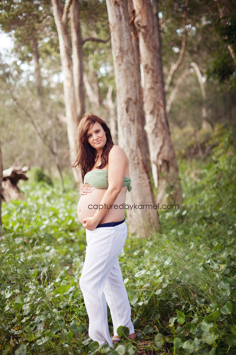 Pregnancy Photographer NSW