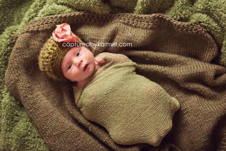 Newborn Photographer Wyoming NSW