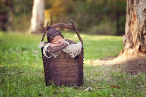 outdoor newborn photography central coast nsw - captured by karmel
