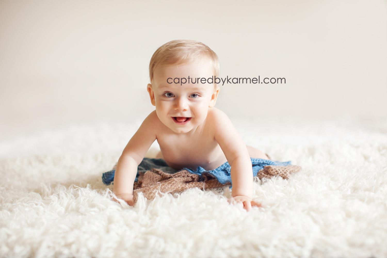 studio baby photography