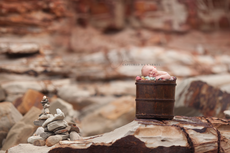 the skillion terrigal baby photography