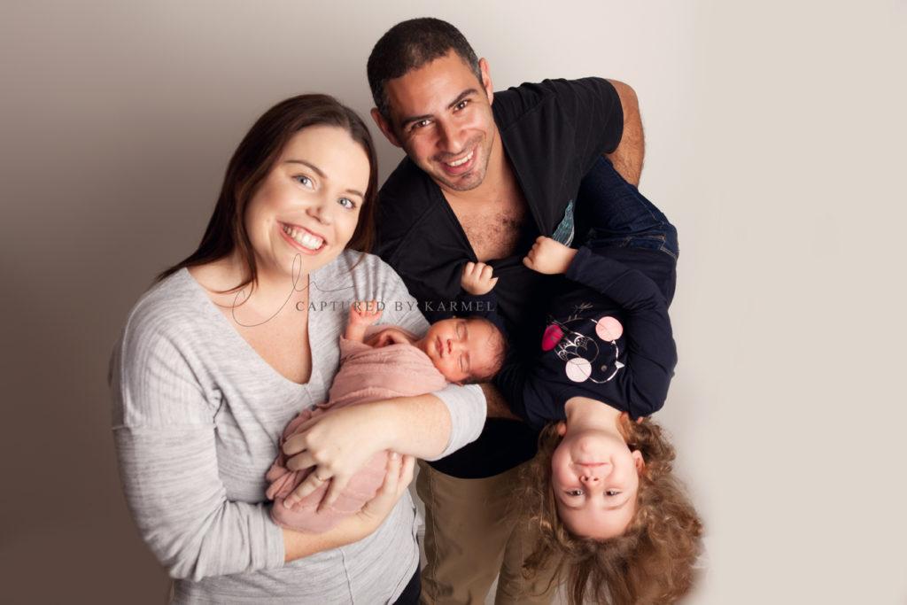 baby newborn photo shoot